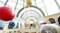 Mall of the Emirates in Dubai United Arab Emirates video