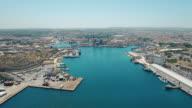 Maltese Harbor in Summer video
