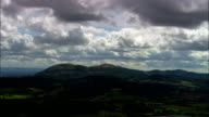 Malvern Hills  - Aerial View - England, Worcestershire, Malvern Hills District, United Kingdom video