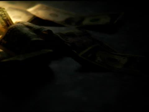NTSC - Man Gathers Money video