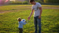 man gives your child the ball video