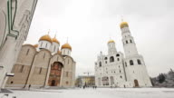 Man goes to church in the Kremlin video