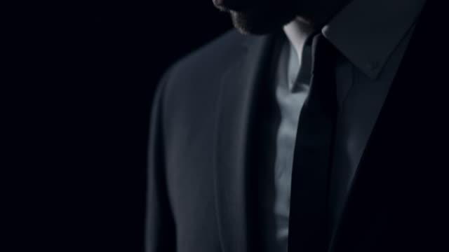 Man in Suite video