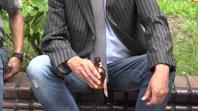 Man, Male, Beer, Alcohol video