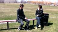 Man meets woman video