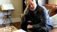 Man overwhelmed with medical bills video