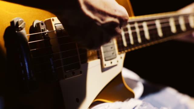 Man Playing Guitar video