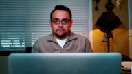 Man Shocked by Website video