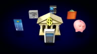 Management bank account, banking life 1 video