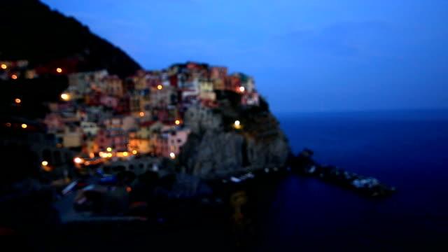 Manarola village in Cinque Terre. Italy video