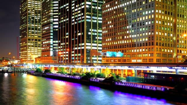 Manhattan bay video