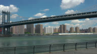 Manhattan Bridge,  New York, USA video