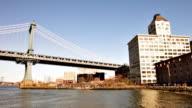 Manhattan bridge video