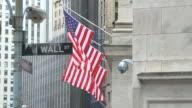 HD: Manhattan Business Buildings video
