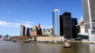 Manhattan From Water video