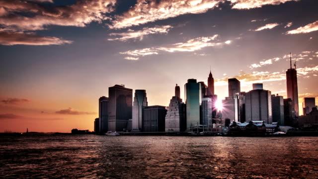 Manhattan, New York City. USA. video