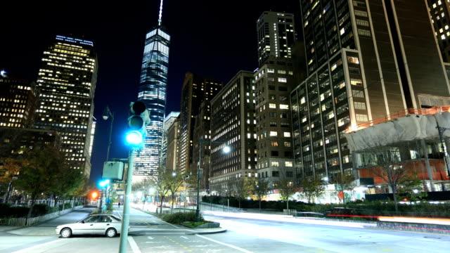 Manhattan Streets video