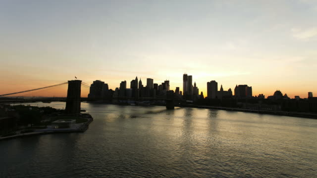 Manhattan timelapse New York. HD video video