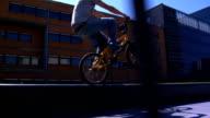 BMX Manual video