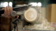 Manufacturing of wooden parts on a lathe video