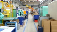 Manufacturing plant video