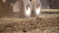 Manure Spreader Close-Up video