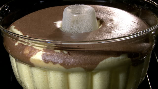 Marble cake video