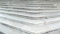Marble stairway video