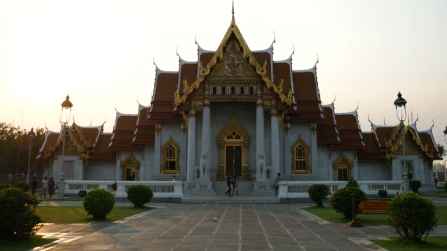 Marble Temple, Bangkok video