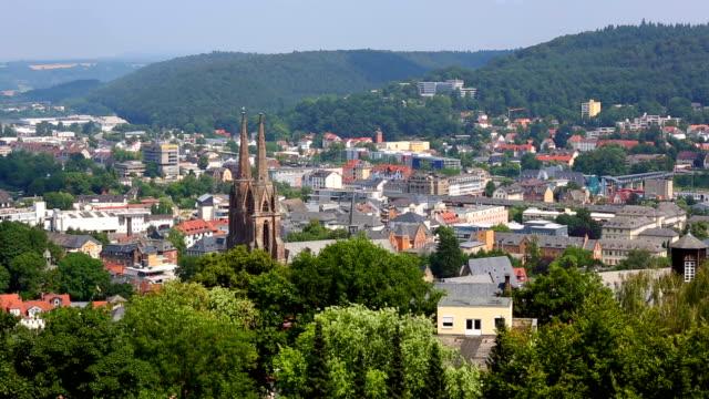 Marburg Skyline video