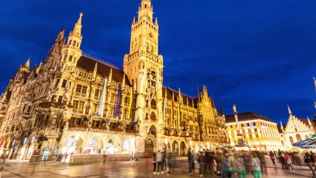 Marienplatz in Munich video