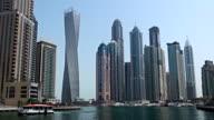 Marina - Dubai, UAE video