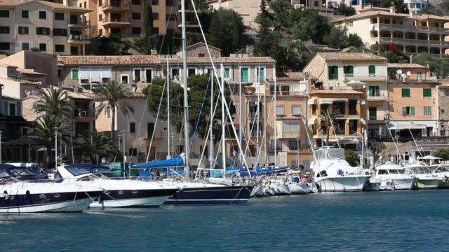 Marina Harbor in Spain / Mallorca video