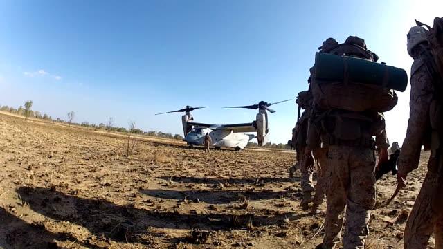 Marine Troops video