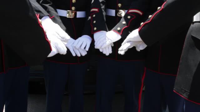 Marines Teamwork video