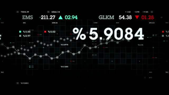 Market Data Black video