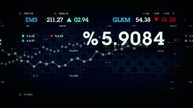 Market Data Blue video