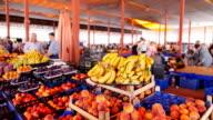 Market day in Turkey video
