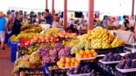 Market day Turkey video