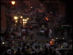 Market Madness At Night: Marrakech, Marakesh Djemaa el Fna Square video