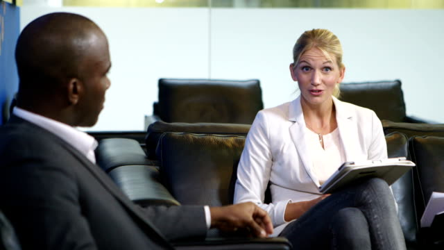Marketing meeting video