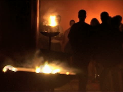 Marrakesh Old Town fire, Morocco video