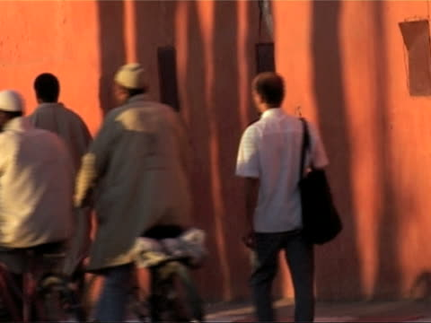 Marrakesh Old Town, Morocco video