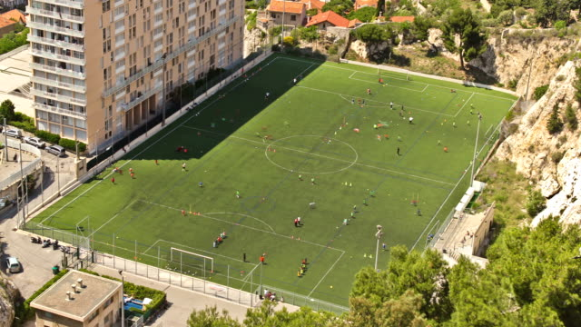 Marseille Soccer Field video