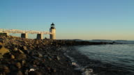 Marshall Point Lighthouse, ME video