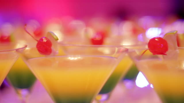 Martini Drink video