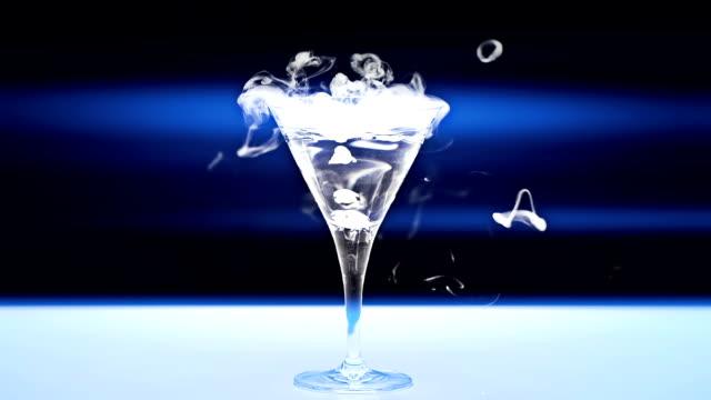 Martini Glass video