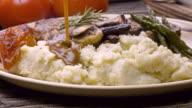 Mashed Potato video