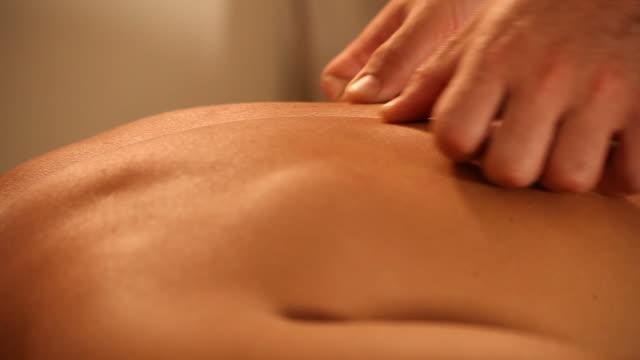 Massage relax video