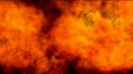 Massive explosions video